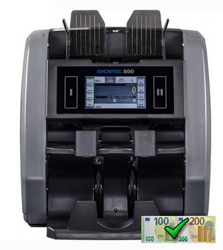 DORS 800 2-pocketova  počítačka bankovek