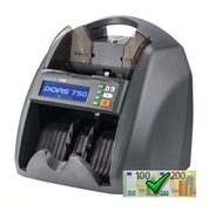 DORS 750 Hodnotová počítačka bankovek