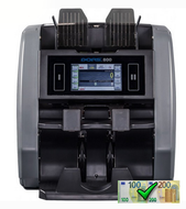 2-pocketova  počítačka bankovek DORS 800