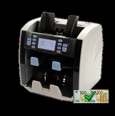 Cash Tester BC-280 SD 2 Pocketová počítačka  Euro