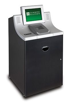 CA-Money Machine 2 -samoobslužný deposit na €mince