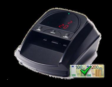 Cash Tester CT 332 SD - detektor bankovek