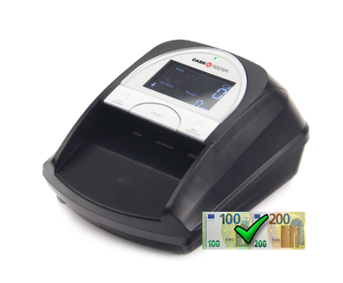 Cash Tester CT 333 SD - detektor bankovek